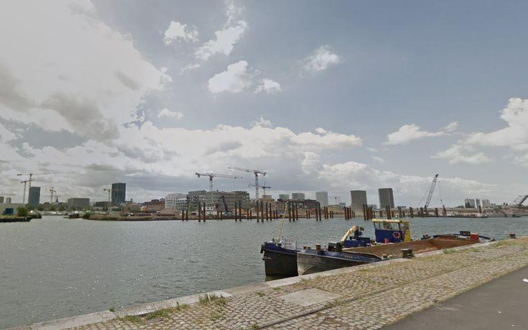 Houtdok Antwerpen