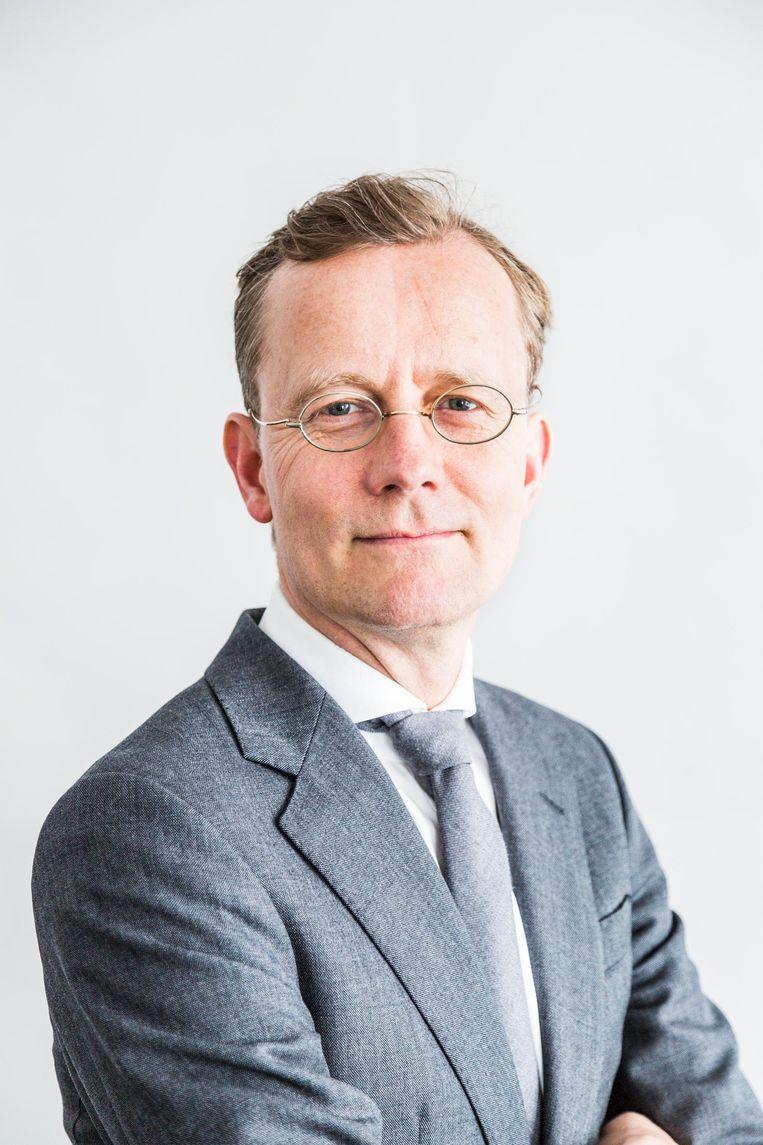 Hendrik Jan Biemond Beeld Tammy van Nerum
