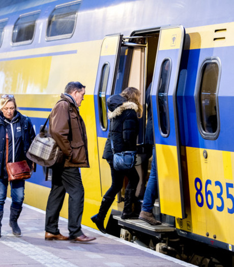 Schiphol en NS zetten zich schrap voor westerstorm