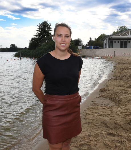 Wanroijse Vivian gaat in Cuijk voor het vakantiegevoel zorgen: 'Ik was direct dolverliefd op deze plek'