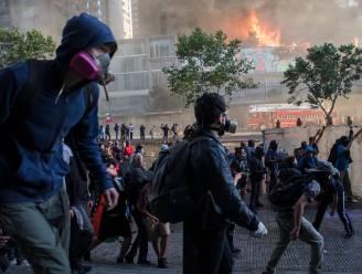Protest in Chili houdt aan na herschikking regering