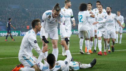 Tristesse in het Parc des Princes: PSG ondergaat op pijnlijke wijze wet van de sterkste tegen Real Madrid