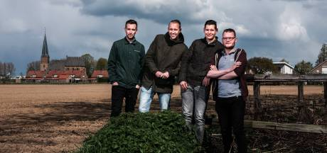 Jongeren staan te popelen om in Aerdt  een eigen woning te bouwen