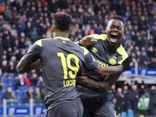 Kampioensgeluk helpt PSV een handje