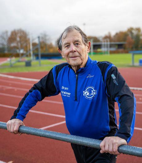 Dit is de op een na snelste man van Nederland: althans, in de categorie 85-plus