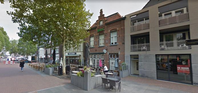 Aan de Markt 40 in Helmond opent in februari café Tante Dientje.