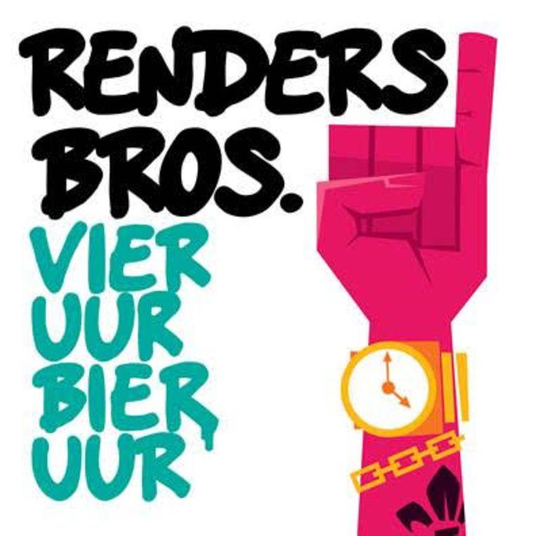 De broers brengen de single uit onder de artiestennaam Renders Bros.