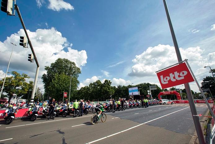 Eneco Tour komt ook in 2014 door Breda.