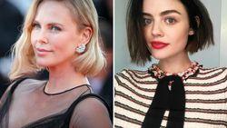 Charlize Theron en Lucy Hale gaan voor de bob: welke past bij jouw gezichtsvorm?