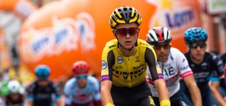 Antwan Tolhoek start laatste rit als nummer vier
