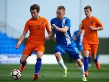 Drommel en Ter Avest winnen met Jong Oranje van Jensen en Jong Finland