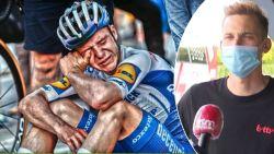 """""""Je denkt dat manoeuvres Evenepoel dom zijn... """": Tim Wellens raakte in Polen zwaar onder indruk van Remco"""