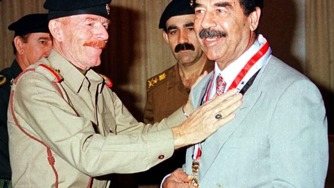 Nummer twee van regime Saddam Hoessein overleden