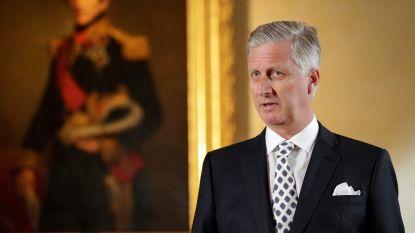 Geen donderpreek over de formatie, geen woord over Delphine: straks speecht koning Filip