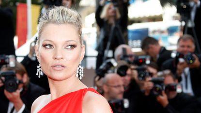 """De facelift-tip van Kate Moss die veel kritiek oogst: """"Ik kan niet geloven dat ze dit gezegd heeft"""""""