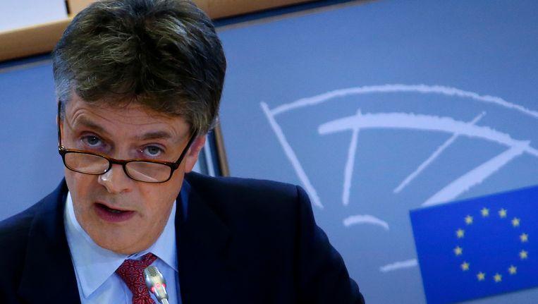 Europees commissaris Jonathan Hill.