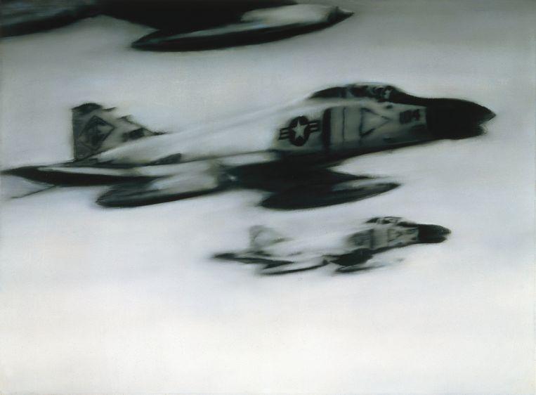 Gerhard Richter. Phantom Abfangjäger, 1964. Beeld Gerhard Richter 2019