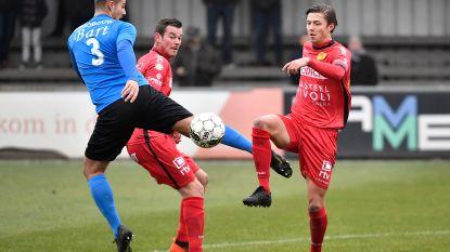 Kevin Spreutels en FC Duffel gaan kansloos onderuit in Hamme
