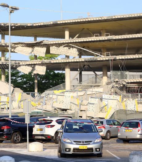 Kantoor Waterschap heeft zelfde vloer als ingestorte parkeergarage Eindhoven Airport