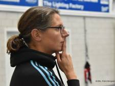 Swartjes doet na een kwart eeuw volleybal een stapje terug