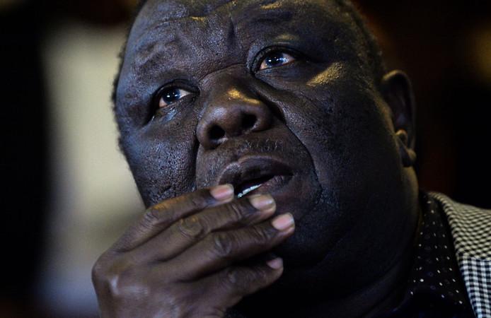 Morgan Tsvangirai was al langere tijd ziek