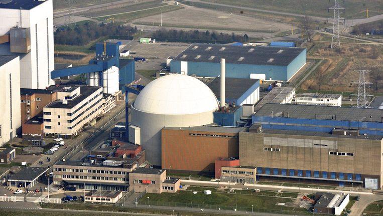 De kerncentrale in Borssele. Beeld ANP