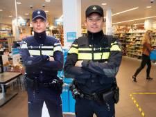 'Kartonnen wijkagent' gaat na supermarkt ook het verkeer in Nijmegen controleren