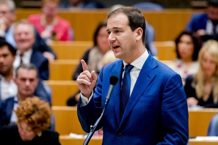 Lodewijk Asscher (PvdA) Beeld anp