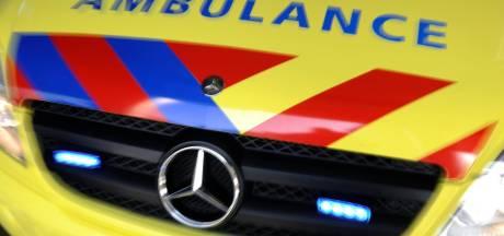 Vrouw (35) overleden na ongeluk Eerste Oosterparkstraat