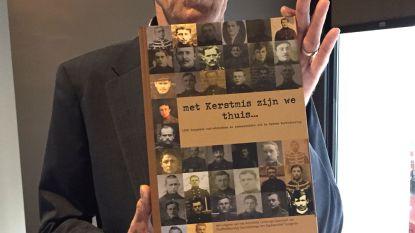 Verhalen van 1006 Tongerse oud-strijders en gesneuvelden in Eerste Wereldoorlog