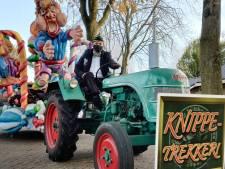 Toch nog carnaval in Heino: carnavalswagen zamelt 'gek' bedrag in voor Alzheimer Nederland