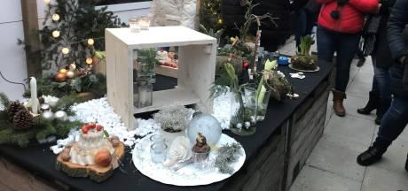 Opbrengst kerstmarkt HRC'14 wordt in nieuwe accommodatie gestoken