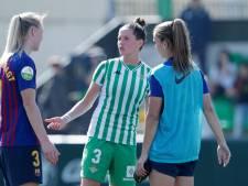 Geen akkoord voor Spaanse voetbalsters: dit weekend geen wedstrijden