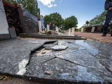 Jeugdige grafschenders op Urk gevonden: kosten verhaald op ouders