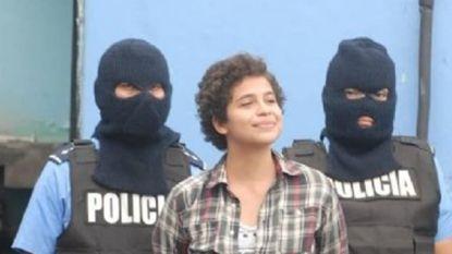 Amaya Coppens blijft in de cel na arrestatie in Nicaragua