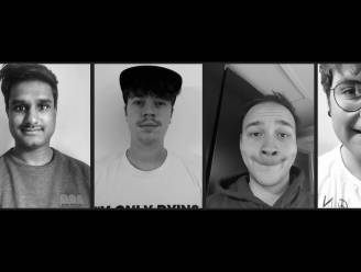 Wollewei-medewerkers laten snor groeien voor Movember