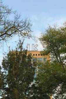 Utrechtse mysteries: wat doet die 'IK' daar boven op dat gebouw?