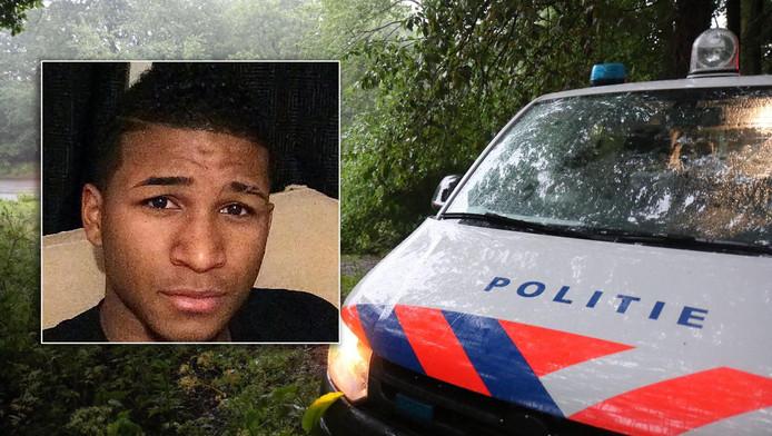Mitchel Winters werd doodgeschoten in het Beatrixpark in Schiedam.