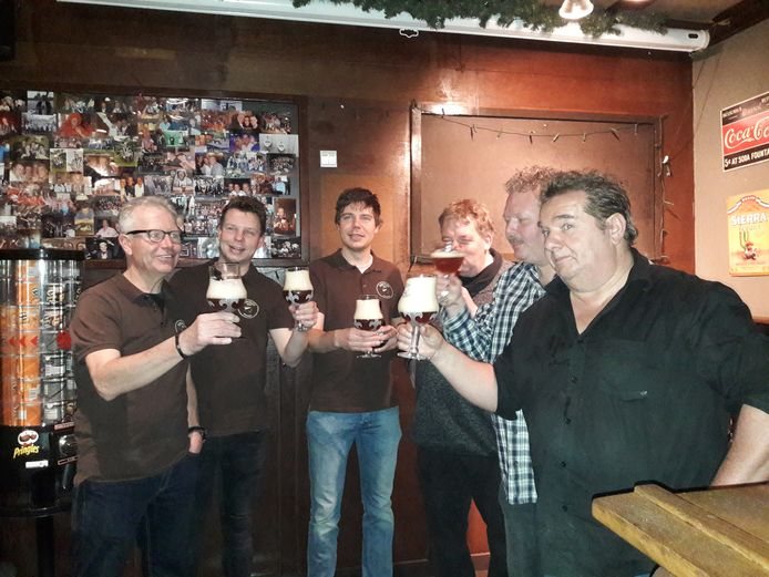 Groesbeeks biertje.  Foto Joop Verstraaten