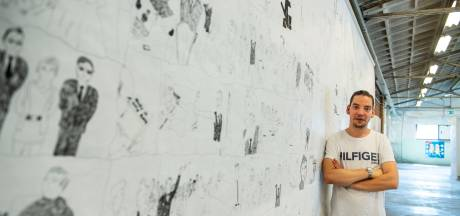 Kunstenaars van Aveleijn in Enschede exposeren op landelijke kunstwedstrijd