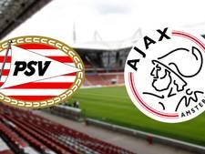 PSV krijgt Ajax op bezoek in regelrechte kraker