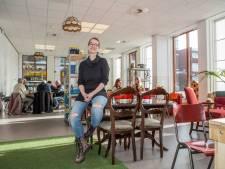 Bruisend wijkcentrum Waterkracht in Zutphen heeft een wachtlijst voor vrijwilligers