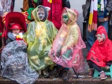 Carnaval in Brabant wordt nat en winderig maar storm blijft uit