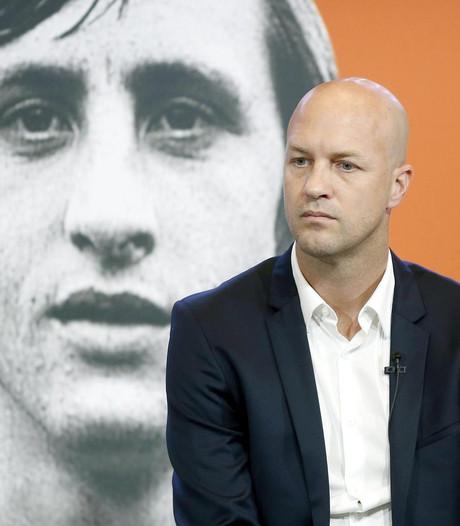 Jordi Cruijff trots en dankbaar in ArenA