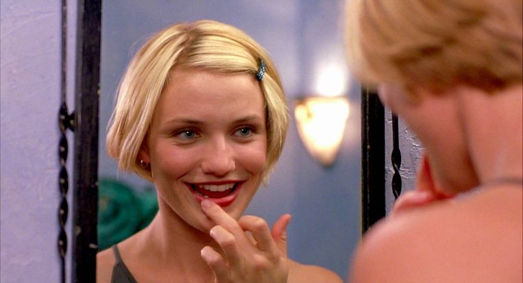 Cameron Diaz in There's Something about Mary (Peter en Bobby Farrelly, 1998). Beeld