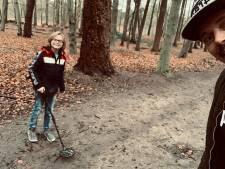 Evans (10) vindt granaat en landmijn in Oisterwijkse bossen: 'Het had kunnen ontploffen'