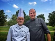 Nieuwe kok van De Karpendonkse Hoeve Rob van der Veeken kookt in zijn retro keuken