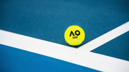 """Bedreigt vlammenzee de start van de Australian Open? """"Als het weer de gezondheid van spelers beïnvloedt, dan moet je er rekening mee houden"""""""