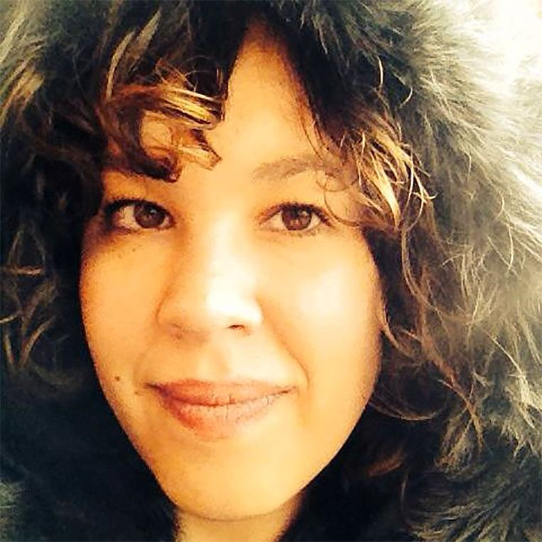 Sarah Sluimer, artistiek coördinator van de Tolhuistuin. Beeld Sarah Sluimer