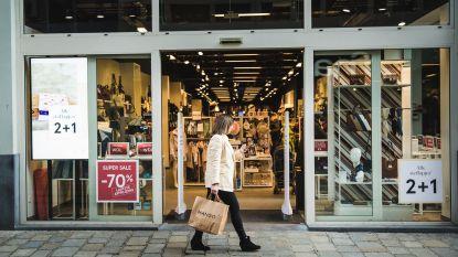 Gents MilieuFront boos om openstaande winkeldeuren